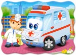 Puzzle Castor 600 - The Grand Canal by Night, Venice