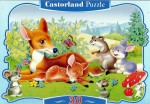 Puzzle Castor 600 -  Morska bitwa, Battle at the Sea