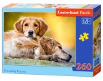 Puzzle Castor 120 - Młody Tarzan, Jungle Book