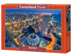 Puzzle Castorland 260 - Konie zimą, The Winter Horses
