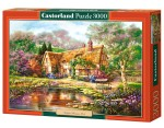 Puzzle Castor 260 - Kolory oceanu, Colours of the Ocean