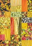 Puzzle Castor 500 - Noc w Ramsau, Niemcy, Night in Ramsau, Germany