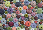 Puzzle Ravensburger 2000 - Cuda ziemi panorama, World Wonders