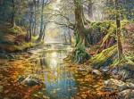 Puzzle Piatnik 1000 - Botticelli - The Birth of Venus, Narodziny Venus