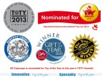Puzzle Raven 500 - Tomorrow´s World, Świat jutra