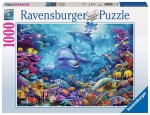 Puzzle Castor 100 - Świat Dinozaurów, World of Dinosaurs