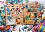 Puzzle Ravensburger 1000 - Cathedral Mountain