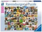 Puzzle Ravensburger 1000 - Berlin nocą, Berlin at Night