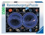 "Puzzle Ravensburger 1000 - Colin Thompson - Niesamowity alfabet B, Awesome Alphabet ""B"""