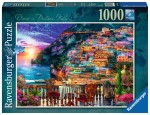 Puzzle Castor 200 - Monster Truck na skalistym wybrzeżu, Monster Truck on the Rocky Coast