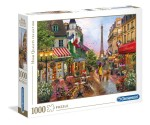 Puzzle Castor 500 -  Tygrys w górach, Tiger on the Rocks