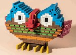 Puzzle Ravensburger 1000 - Kolorowe modele, Colorful models
