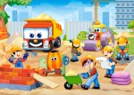 Puzzle Ravensburger 1000 - Piękno Afryki - tryptyk, African beauty - triptych