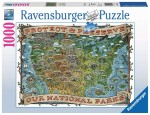 Puzzle Castor 1000 - Ojciec i syn, Like Father Like Son