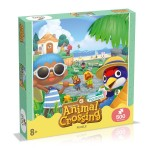 Puzzle TREFL 100 - Trefliki i Wujcio, Trefliks and Uncle