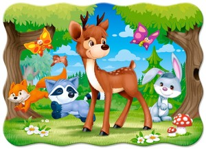 Puzzle Castor 600 - French Polynesia
