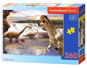 Puzzle Castor 120 - Czerwony Kapturek, Little Red Riding Hood