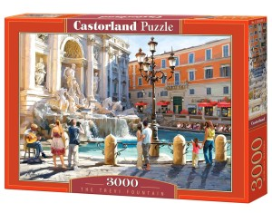 Puzzle Castor 260 - Monster Truck