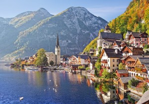 Puzzle Castor 2000 - Grand Canal Bistro