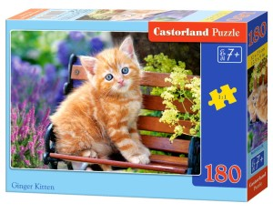 Puzzle Castor 500 - Prom Kosmiczny, Space Shuttle
