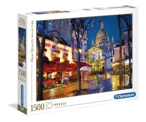 Puzzle Castor 300 - Planety i ich księżyce, Planets and their Moons