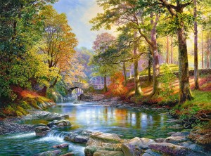 Puzzle Castor 100 - Mapa Europy, Map of Europe