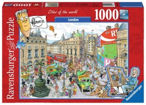 Puzzle Castor 3000 - Wzdłuż rzeki, Along the River